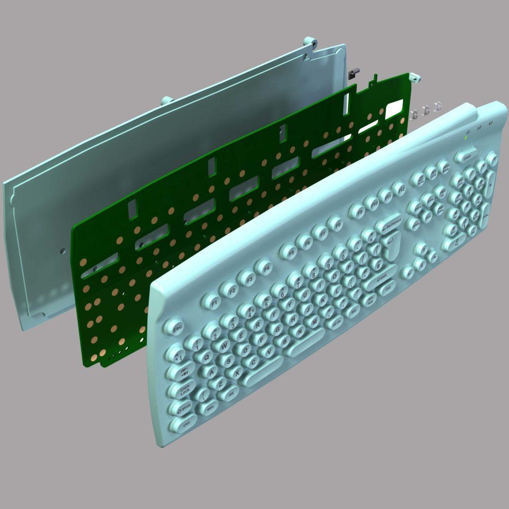 devlin-medical-keyboard-design