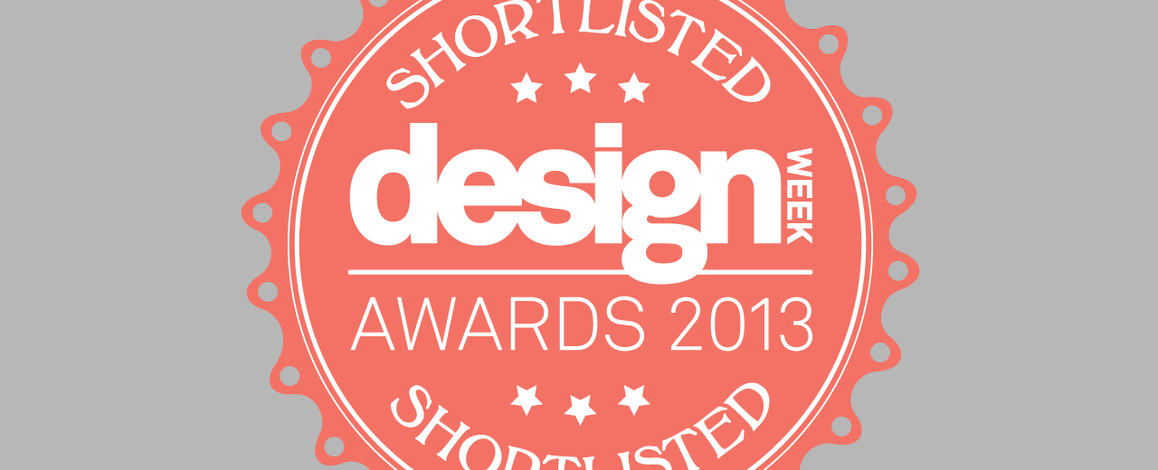 Industry Gathers For The 2013 DesignWeek Awards