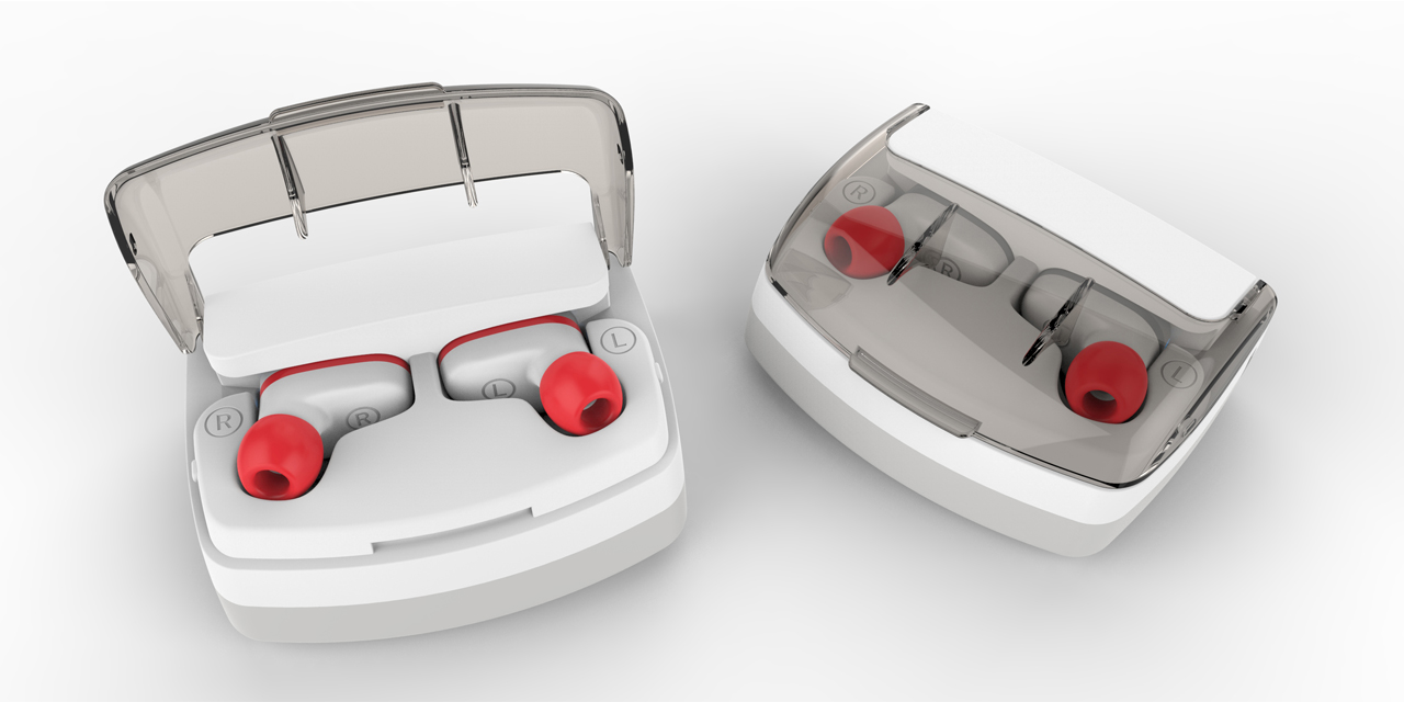 Earbud Design Delivers a Punch of Sound