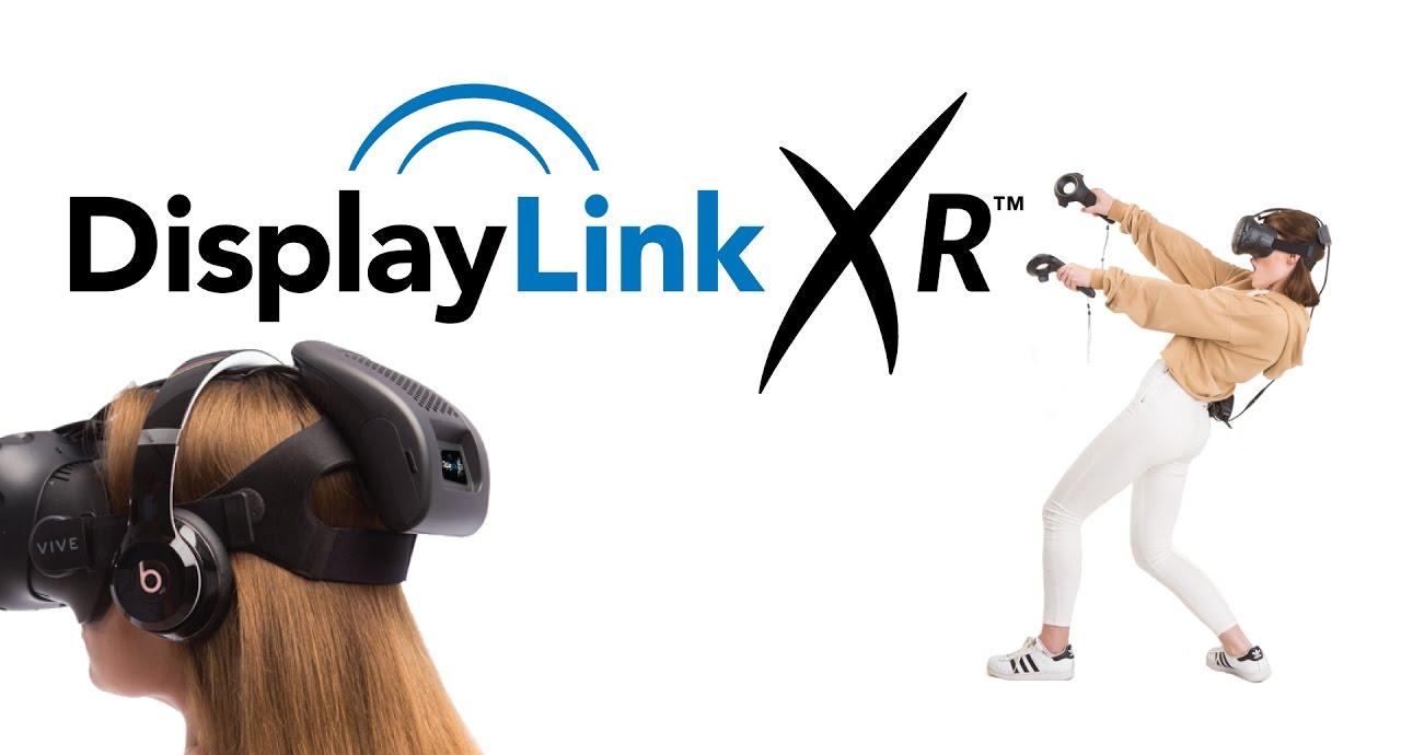 DisplayLink Launches Radical Wireless VR