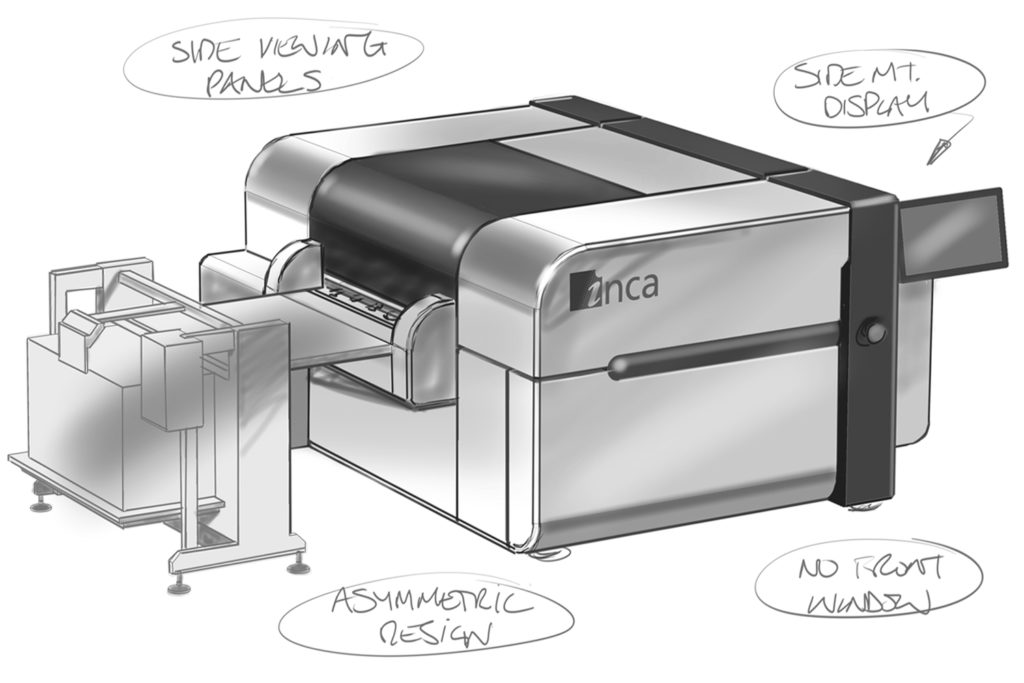 Industrial-Design-Inkjet-Printer