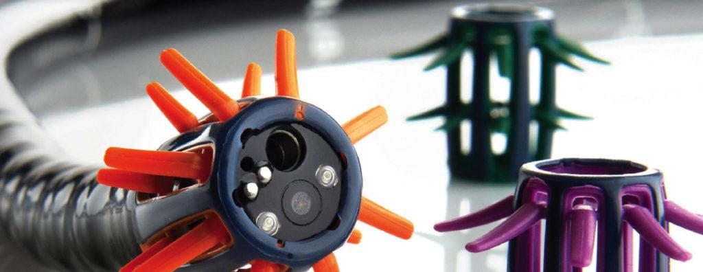 Endocuff-colonoscopy-device-design