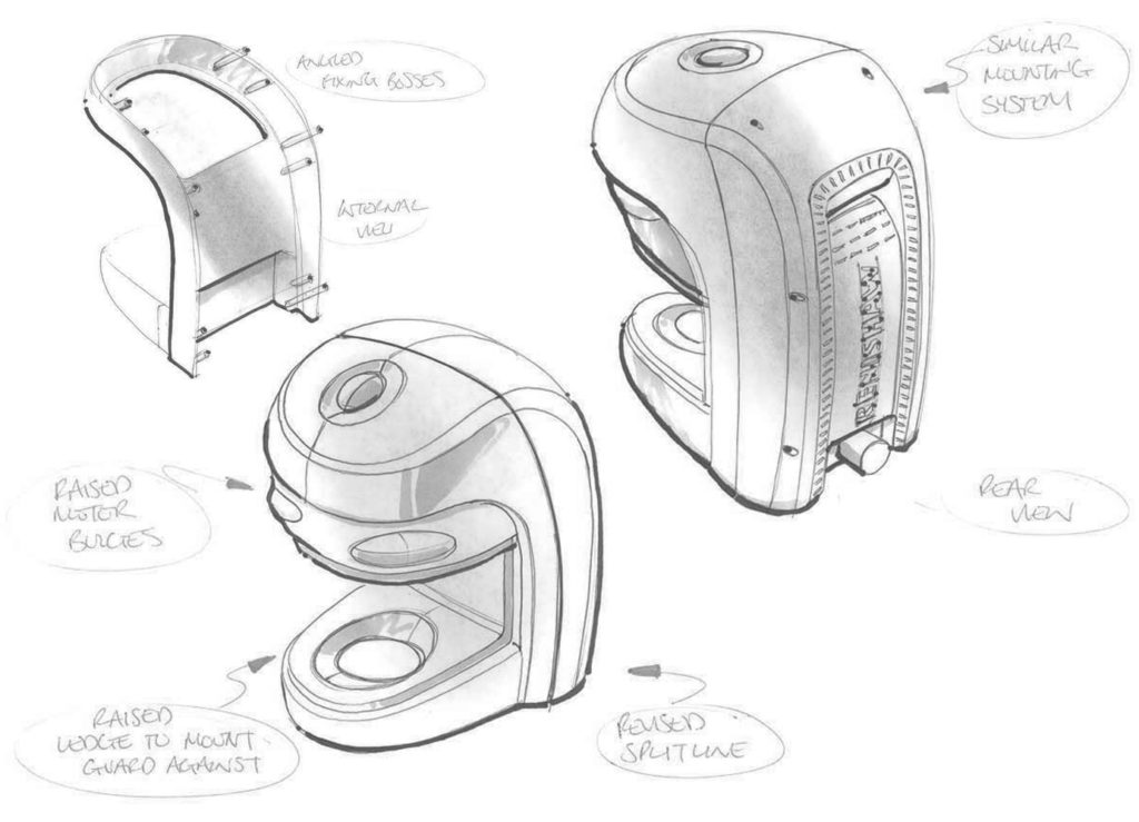 medical-surface-geometry-form-concept design