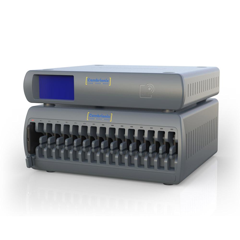 3D-CAD-phone-dock-system